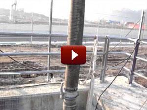 Cap Bora Excavator_Pulizia Vasche Metereologiche Autostradali
